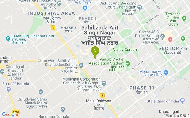 Alloraa Salon & Spa Address