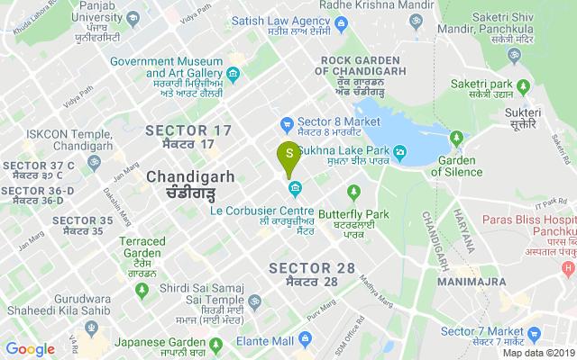 Chandiland Address