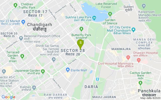Himachal Bhawan Address