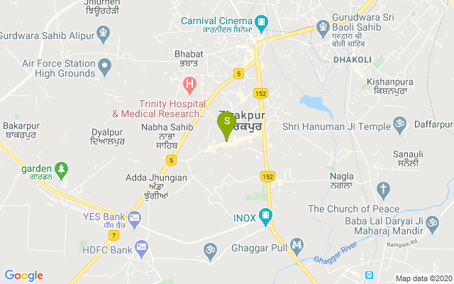 Katani Dhaba Zirakpur Address