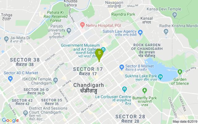 Cafe 17 - Taj Address