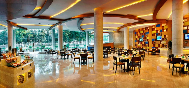offers and deals at 24/7 Restaurant - The Lalit I.T-Park in Chandigarh