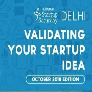 Startup Saturday by Headstart Delhi