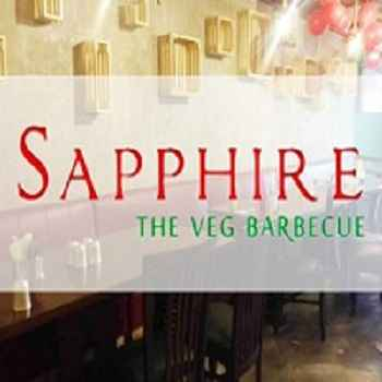 offers and deals at Sapphire - The Veg Barbecue Sector-26 in Chandigarh