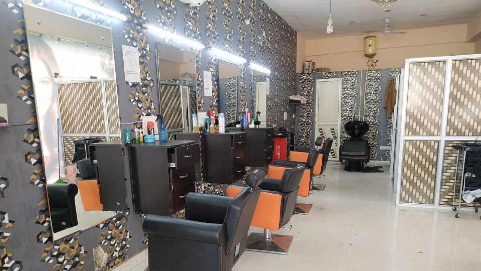 Impression Unisex Salon Sector-20 Panchkula