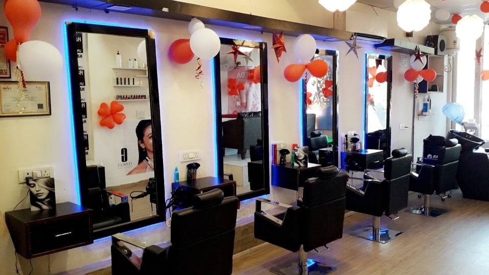 Hair Track Unisex Salon Phase-2 Mohali