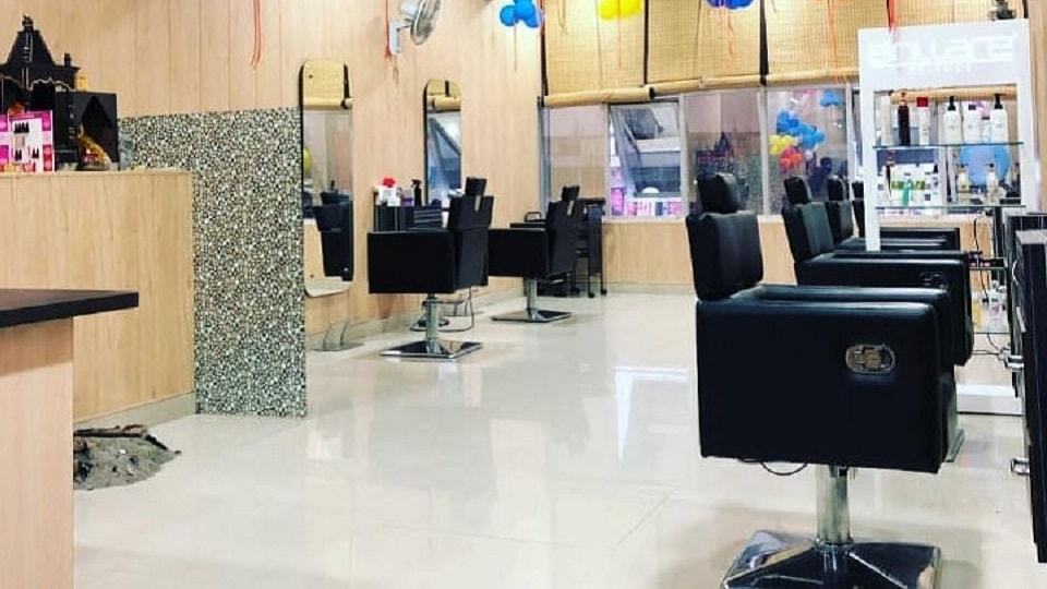 Hair Solution Unisex Salon VIP Road Zirakpur