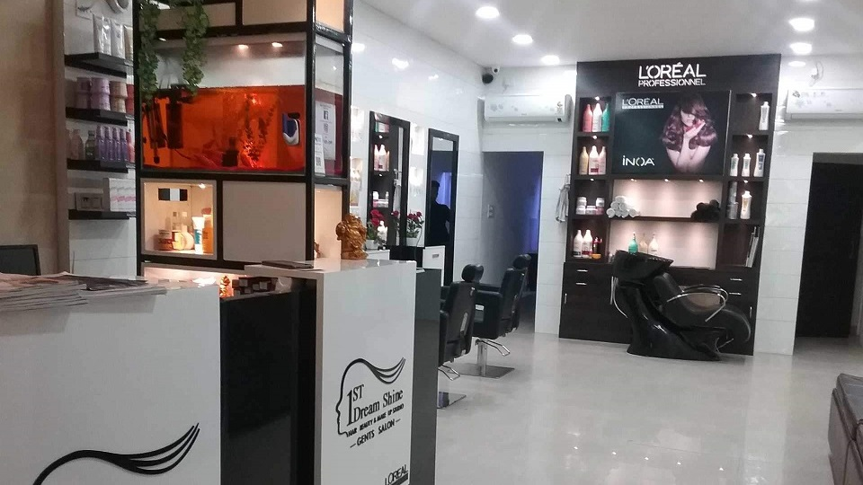 offers and deals at 1st Dream Shine Ladies & Gents Salon Sector-10 in Panchkula