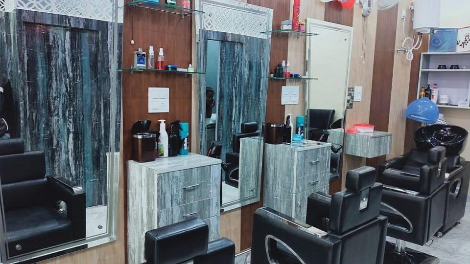 Zion Unisex Salon Zirakpur