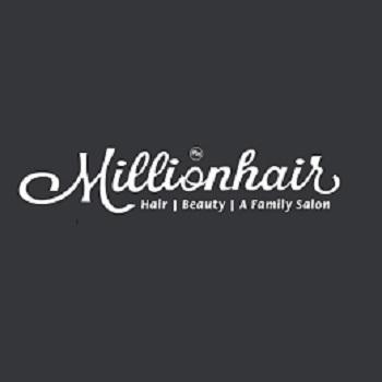 Millionhair spa center Sector 5 MDC Panchkula