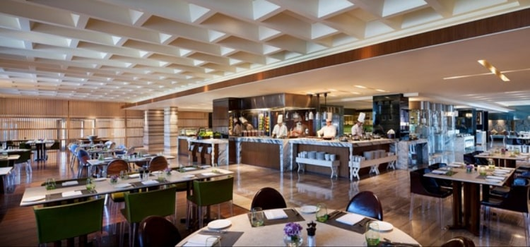 offers and deals at The Cafe - JW Marriott Sector-35 in Chandigarh