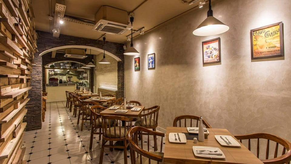 French Press Cafe Sector-16 Chandigarh