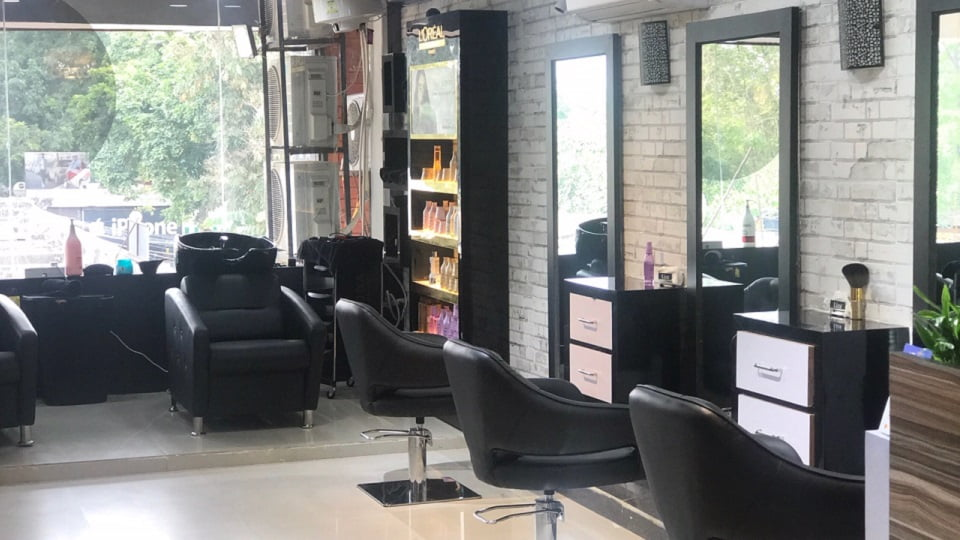 Hair Beaux Unisex Salon Chandigarh