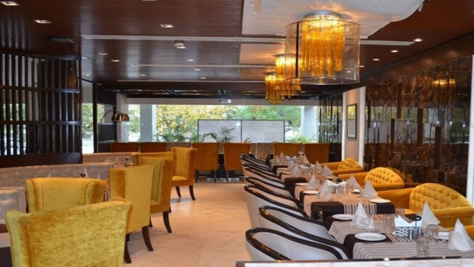 City Buzz - The First Hotel Sector-43 Chandigarh