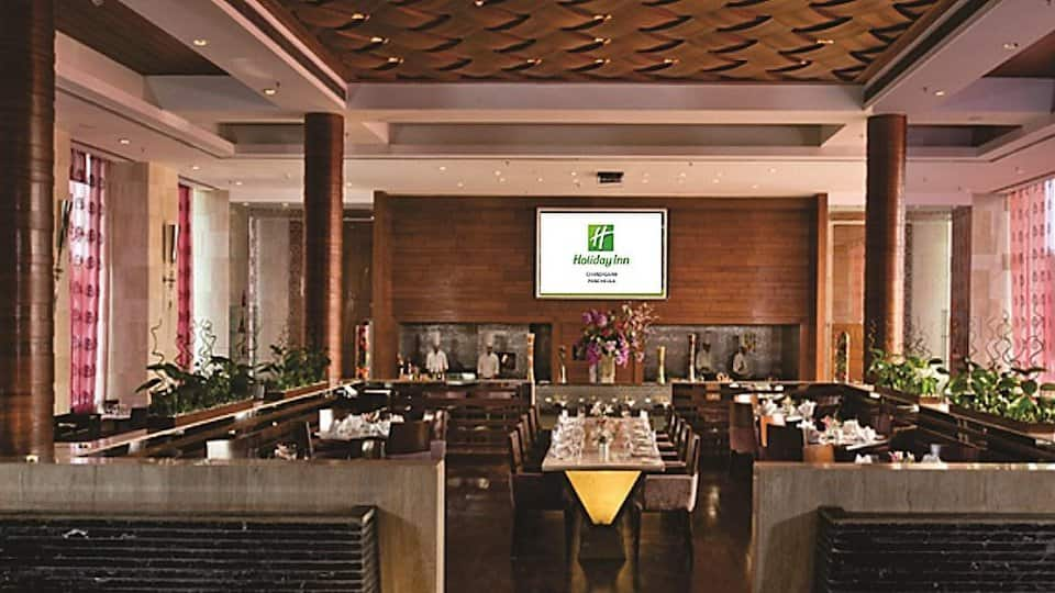 Cafe G - Holiday Inn Sector-3 Panchkula