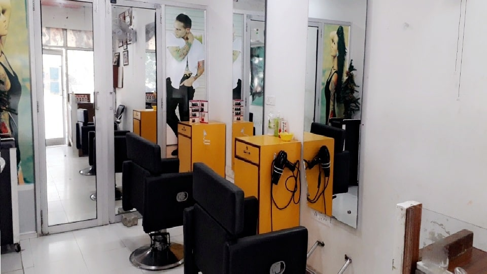 Sparsh Unisex Salon Sector-19 Panchkula