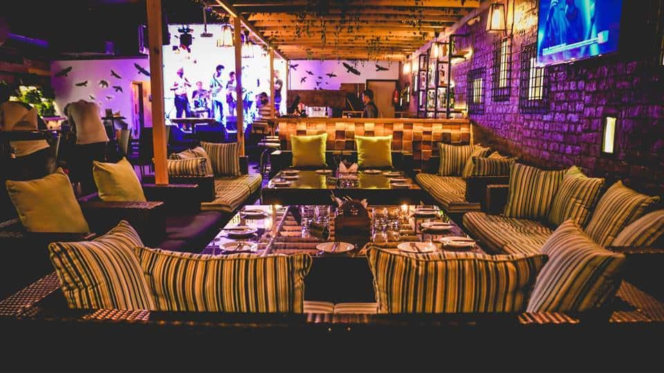offers and deals at Rebelle Bar & Kitchen Sector-7 in Chandigarh