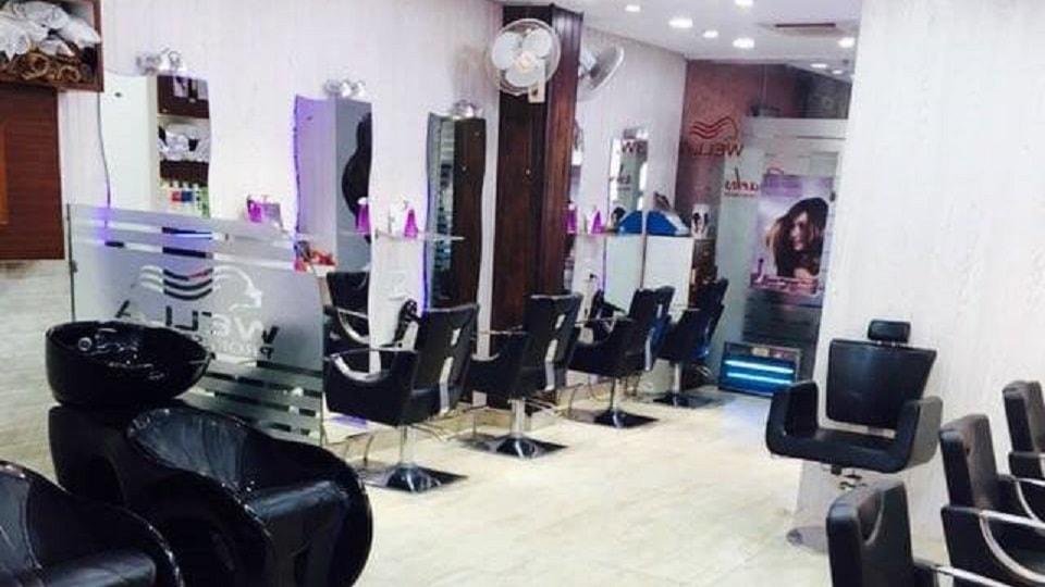 Sparks Unisex Salon Chandigarh