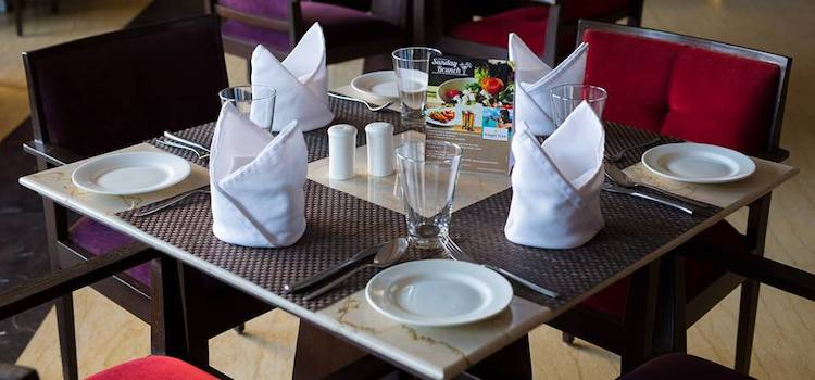 offers and deals at Patio Terrasse - Golden Tulip Morni-Road in Panchkula