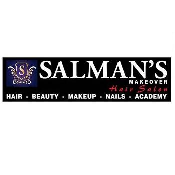 Salman's Makeover Unisex Salon Sector-35 Chandigarh