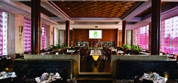 offers and deals at Cafe G - Holiday Inn Sector-3 in Panchkula