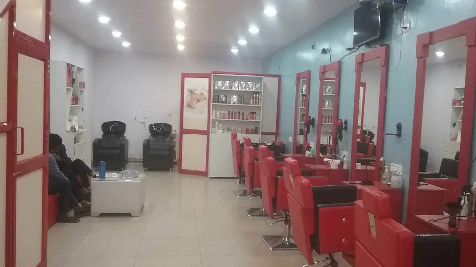Aromatic Unisex Salon Kharar