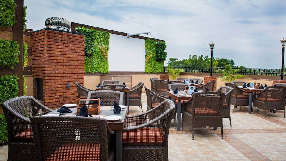 Sky Grill - Glades Hotel Phase-1 Mohali