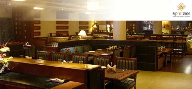 offers and deals at Sip 'n' Dine Sector-7 in Chandigarh