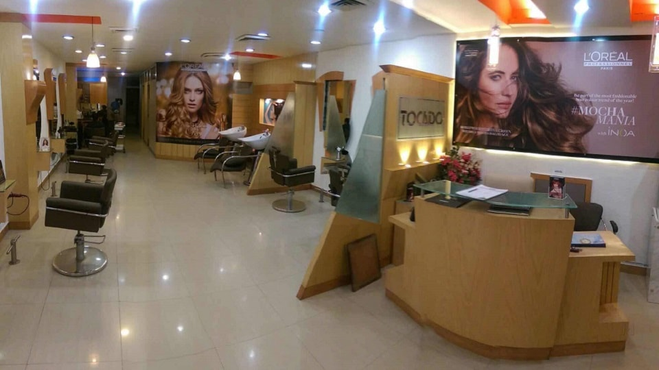 Tocado - The Hair Style Salon Panchkula