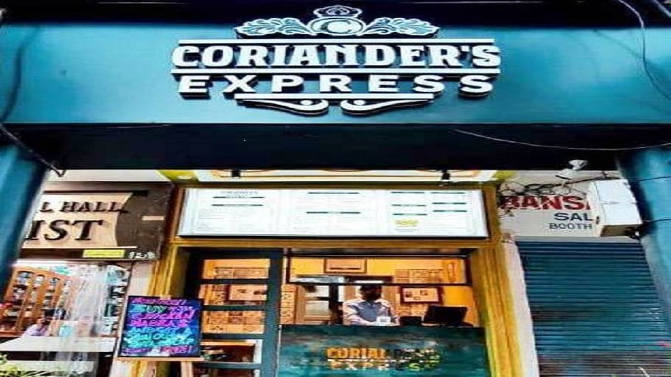 offers and deals at Coriander's Express Sector-8 in Chandigarh