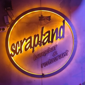 offers and deals at Scrapland- Loungebar and Cafe Sector-79 in Mohali