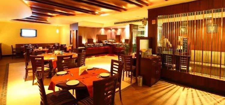 Buffet Lounge - Hotel KLG International Sector-43 Chandigarh