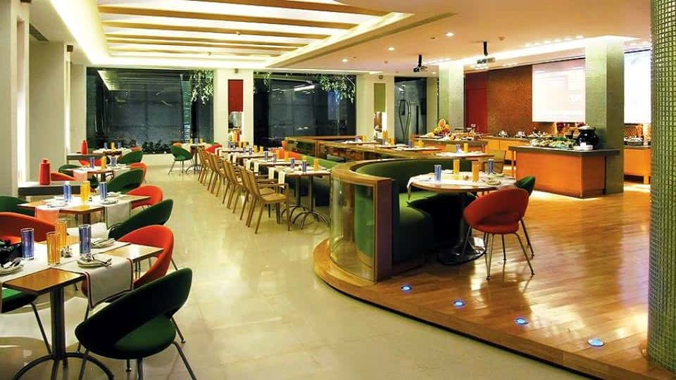 offers and deals at Cafe 17 - Taj Sector-17 in Chandigarh