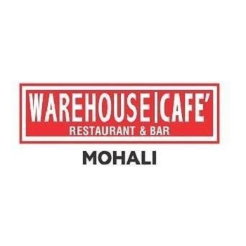 offers and deals at Warehouse Cafe Sector-74 in Mohali