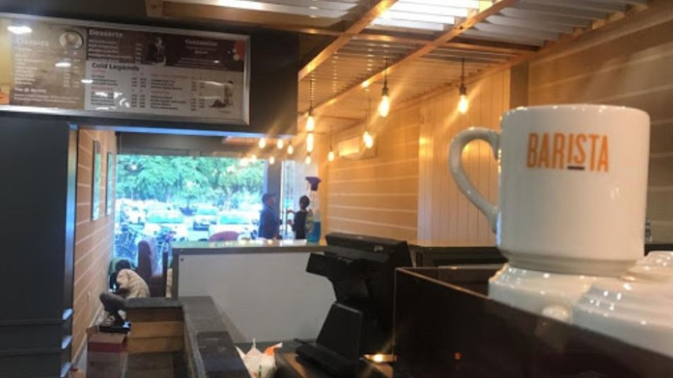 offers and deals at Barista Sector-8 in Panchkula