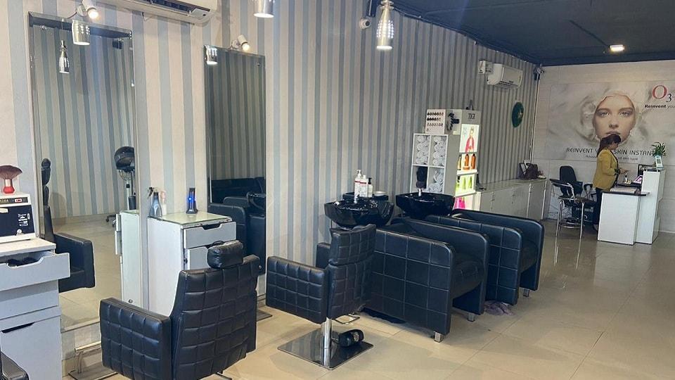 Hair Zone Salon Sector-35 Chandigarh