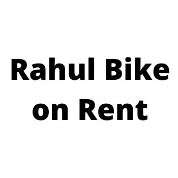 offers and deals at Rahul Bike On Rent Sector-47 in Chandigarh