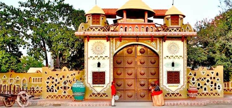 Chokhi Dhani Amravati Enclave Panchkula