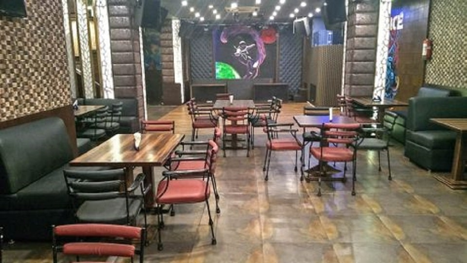 Space Lounge & Bar Sector-17 Chandigarh