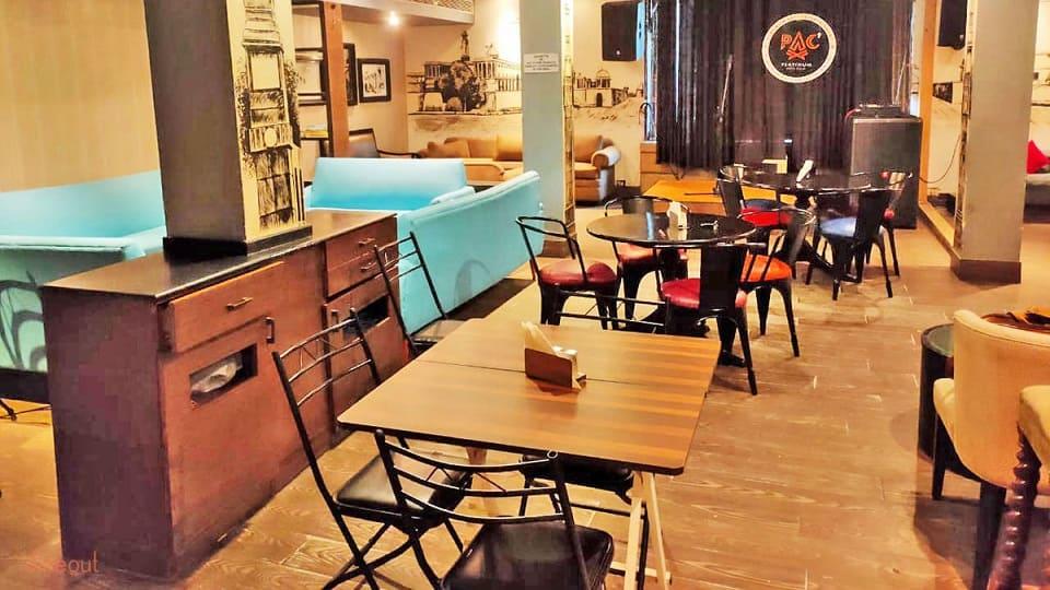 Platinum Arts Club Sector-17 Chandigarh