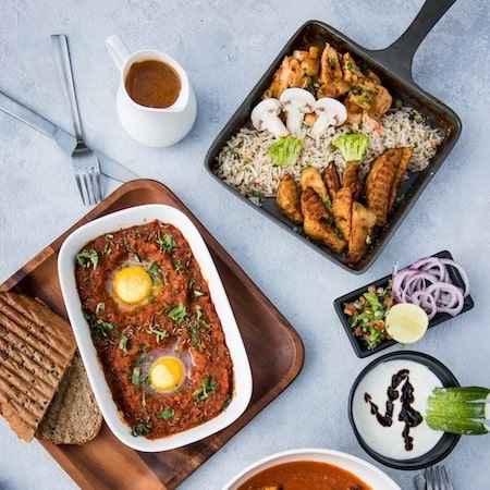 aja fresh grilled healthy vegan chandigarh