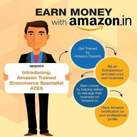 amazon trained ecommerce specialist training