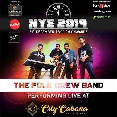 city cabana chandigarh new years eve