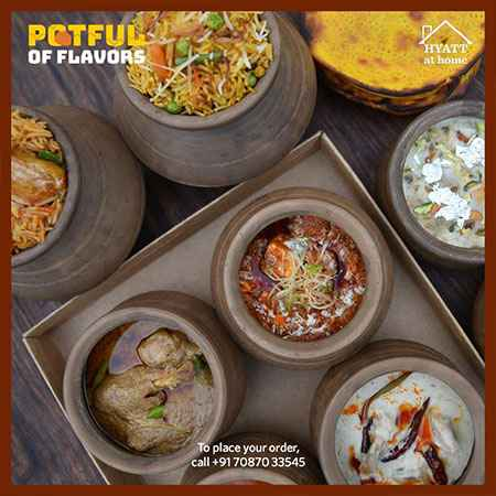 delivery food festival hyatt chandigarh