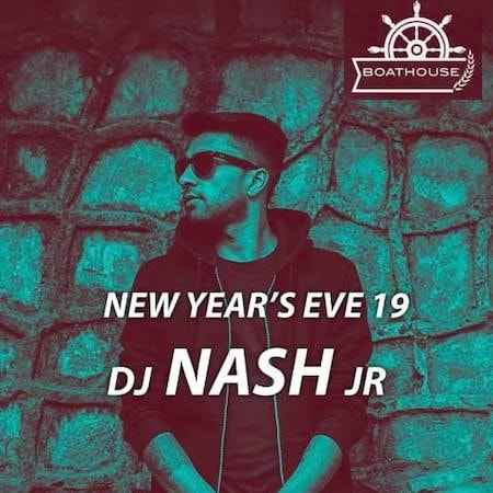 enjoy new year bash with dj nash jr at none other than boathouse in chandigarh