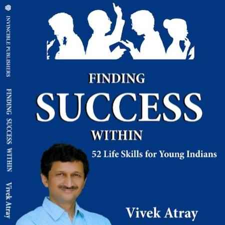 finding success within by vivek atray