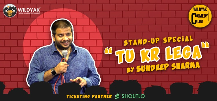 Stand-up By Sundeep Sharma At Jungle Bar Kalagram