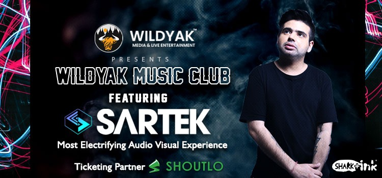 SARTEK Live At Jungle Bar Chandigarh