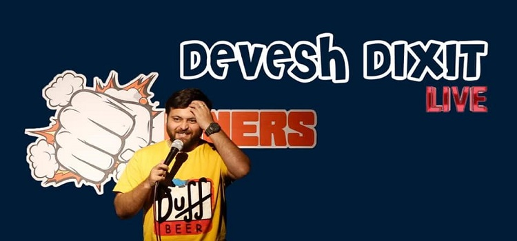 Punchliners Standup Comedy Show ft Devesh Dixit by Xtreme Chandigarh