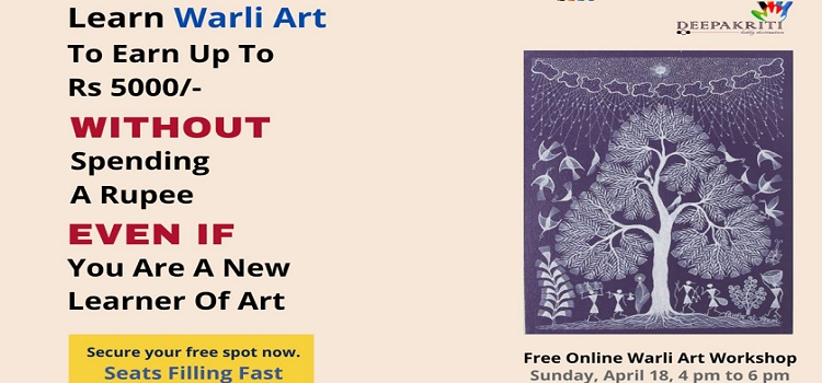 Deepakriti Presents Warli Art Workshop